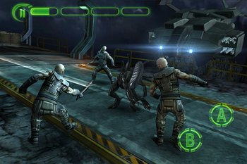 Alien vs Predator für Android Screen 4