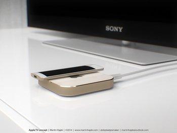 Apple TV 4 (Konzept)