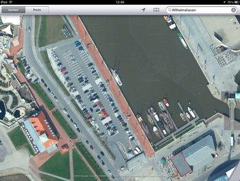 Gute Aufloesung bei Google Maps