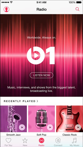 Apple Music Radio – Beats 1