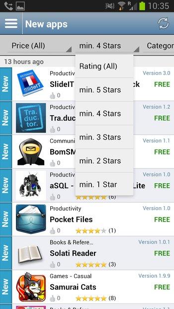 AppZapp für Android