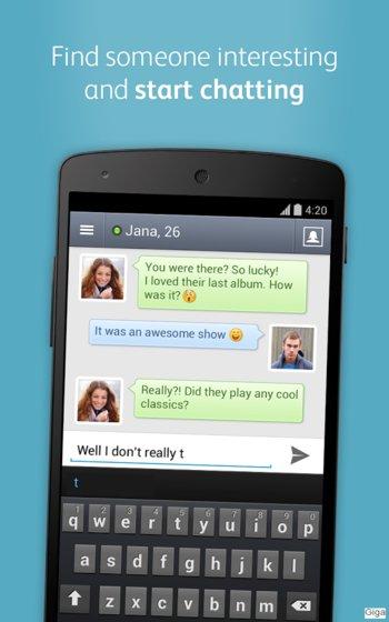 Flirt app kostenlos ohne facebook