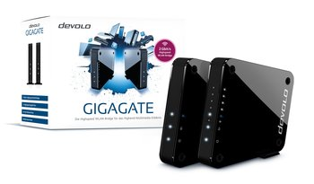 Das Starter Kit des GigaGate kostet 229,90 Euro (UVP)