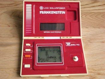 Bandai LCD Solarpower, 1982