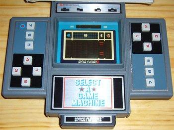 Entex Select-A-Game, 1981