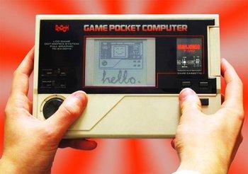 Epoch Game Pocket Computer, 1984