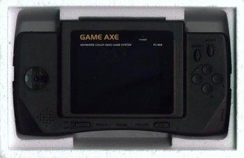 Redant Game Axe, 1989