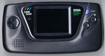 Sega Game Gear, 1990/91