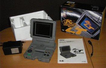 NEC PC Engine LT, 1991