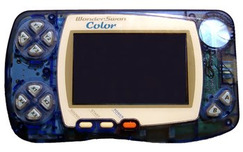 Bandai WonderSwan Colour, 1999