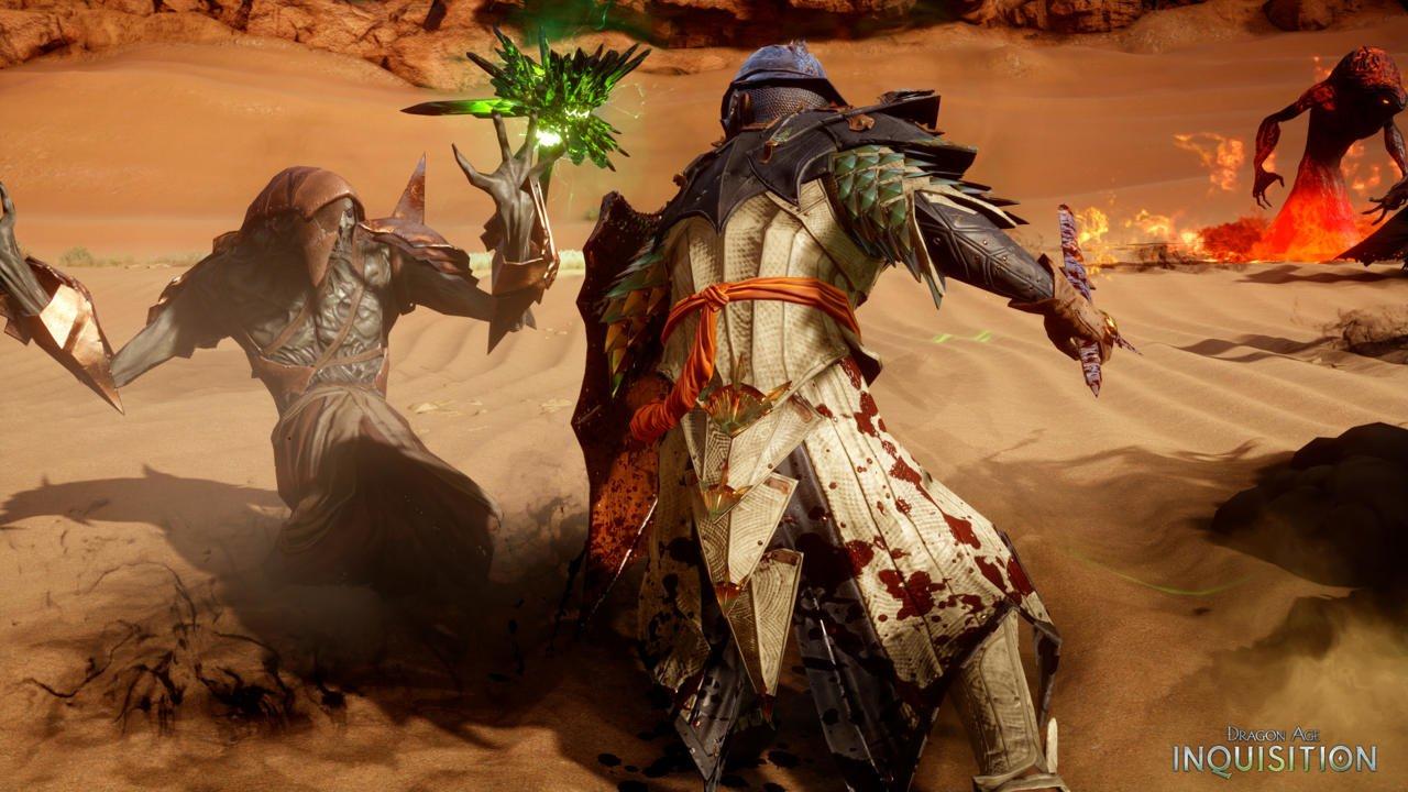 Dragon Age: Handelt es sich beim nächsten Projekt um ein Spin-off?