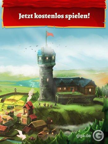 Empire Four Kingdoms Screenshot
