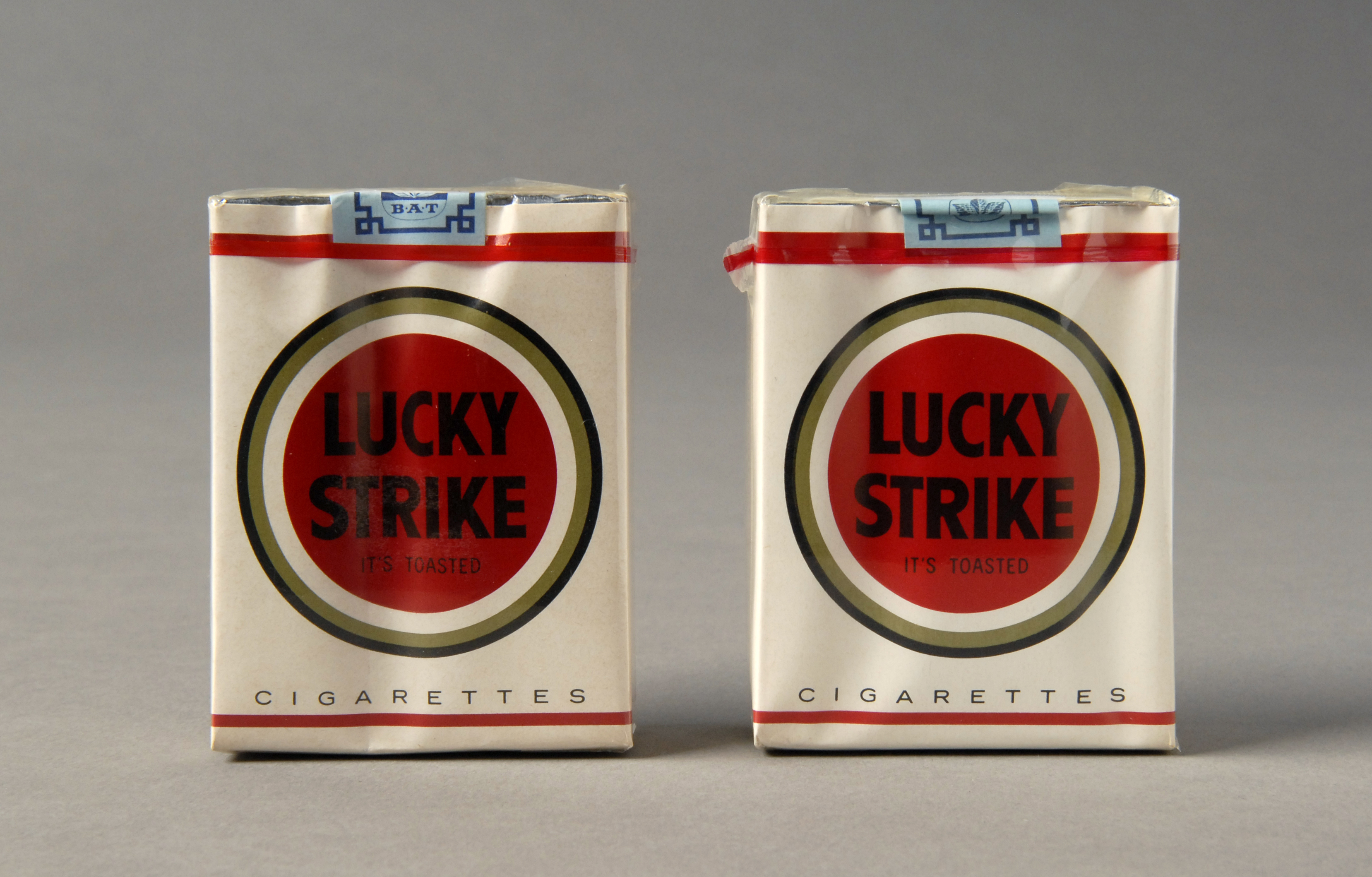 FACT CHECK Lucky Strike Logo Color Change  snopescom