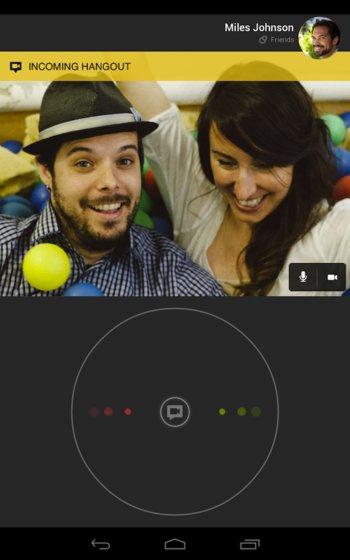 Google+ für Tablets