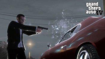 Grand Theft Auto IV - GTA 4