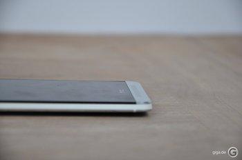 HTC One Spaltmaße - Sonst Top verarbeitet