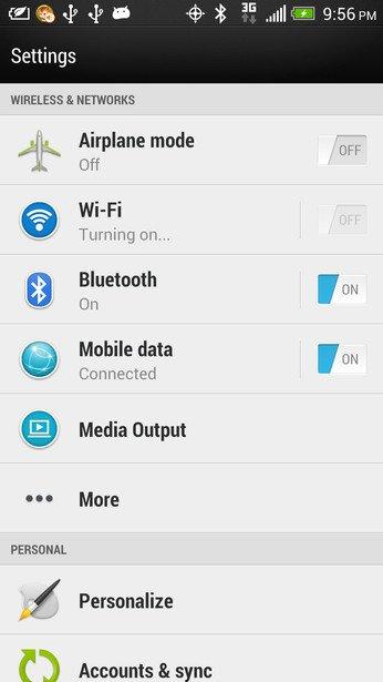 Das neue HTC Sense