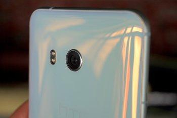 HTC U11: Kamera auf der Rückseite
