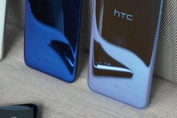 HTC U11: spiegelnde Rückseiten