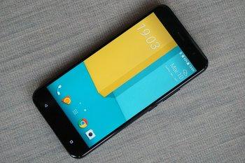 HTC U11: Front