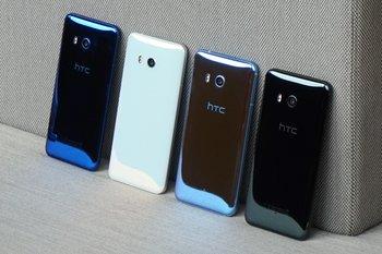 HTC U11: Farbvarianten