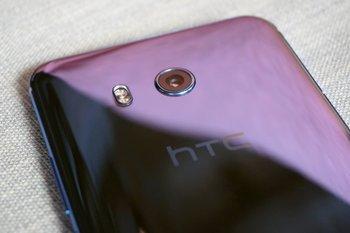 HTC U11: Kamera und Logo auf der Rückseite