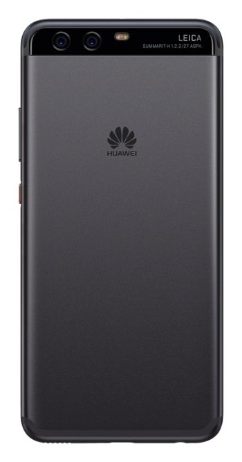 Huawei P10 - Black - Back