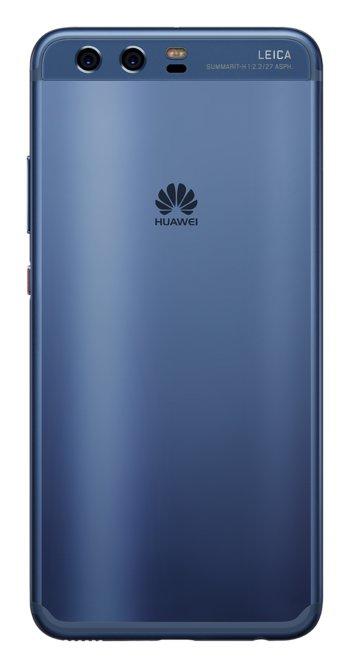 Huawei P10 - Blue - Back