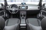 Der Volkswagen iBeetle -  Interieur