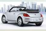 Der Volkswagen iBeetle - auch als Cabrio