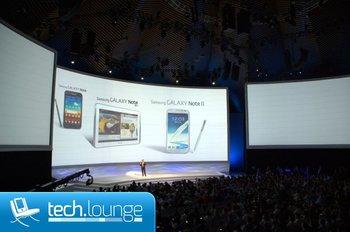 IFA2012 Samsung Unpacked Event