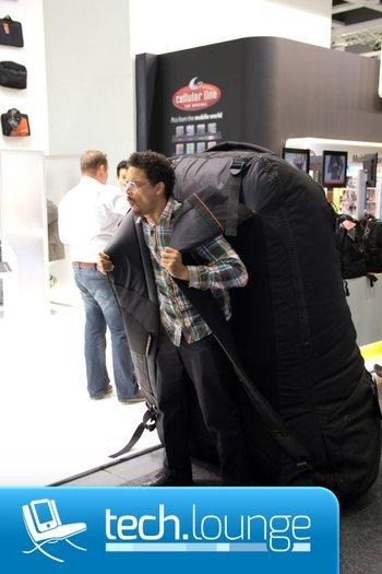 IFA2012 Kamal mit BigPack