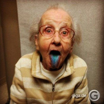 Instagram-Grandma Betty zeigt es allen, trotz Krebsdiagnose!