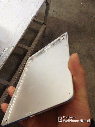 Angebliches iPad mini 2 Bauteil