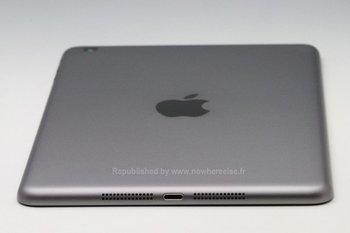 """iPad mini 2 in """"Spacegrau"""""""