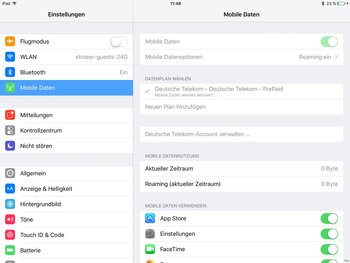 iPad Pro 9,7 Apple SIM