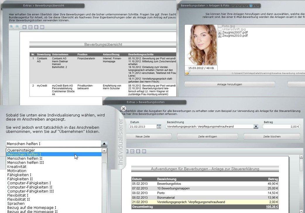 Kreative Bewerbung Schreiben Download – Giga