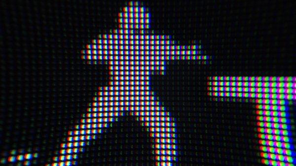 Pixelmatrix des LG 34UC98-W