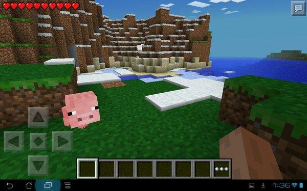 Minecraft - Pocket Edition (Android)