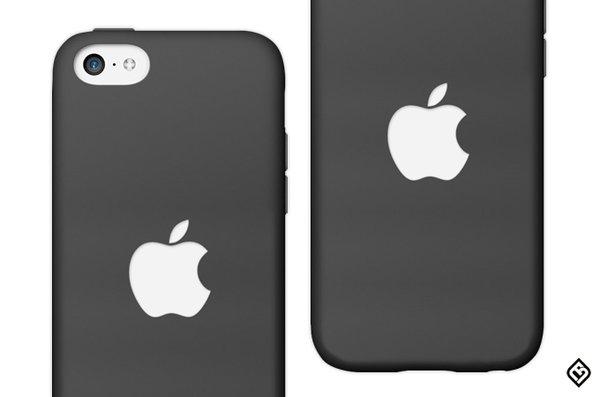 Alternatives Designkonzept für iPhone-5c-Hülle