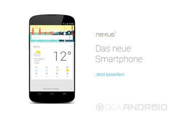 Nexus 5 Konzept by GIGA