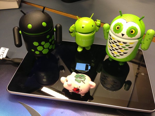 Nexus 7 wiederbelebt