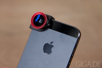 Olloclip for iPhone 5 - Weitwinkel-Linse