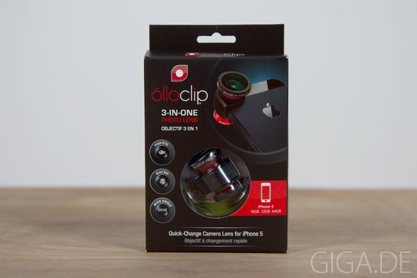 Olloclip for iPhone 5