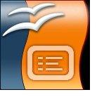 Apache OpenOffice Impress Icon