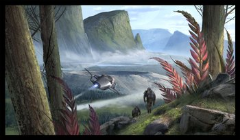 ps2_amerish_conceptart_cratervalley