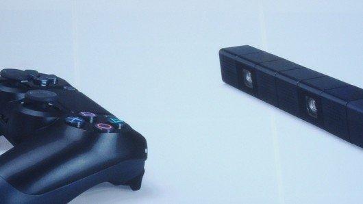 playstation 4: release, preis, controller und design der ps4, Wohnzimmer