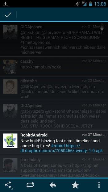 Robird Twitter Client
