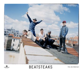 Beatsteaks 2013 zu Muffensausen auf Berliner Dach © Jens Oellermann