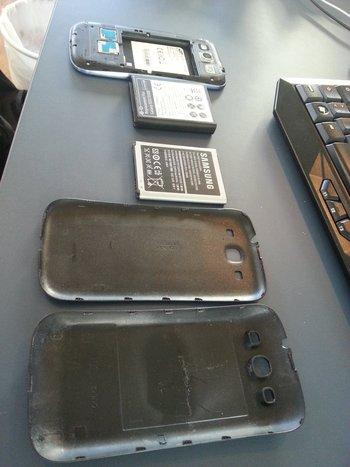 Samsung Galaxy S3 Ersatzakku